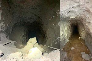 Odkryto sztolnię w drążonym tunelu w ciągu S3