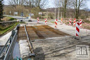 Trwa remont mostu w Bukówce