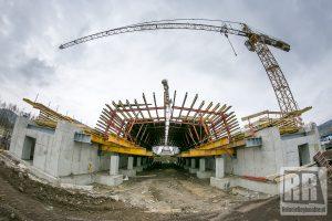 Budowa drogi ekspresowej S3 w Lubawce