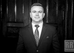 Zmarł zastępca burmistrza Kamiennej Góry Adam Blicharski