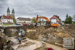 Trwa budowa przedszkola w Krzeszowie