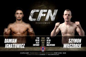 CFN4: Damian Ignatowicz vs Szymon Wieczorek