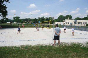 Dolnośląskie Igrzyska Młodzieży w Siatkówce Plażowej Dziewcząt