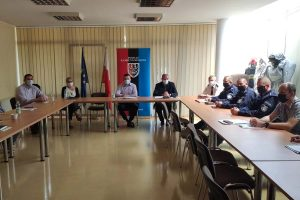 Posiedzenie Komisji Bezpieczeństwa