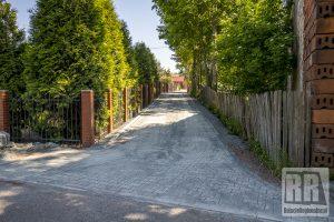Przebudowa drogi w Marciszowie