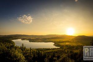 Zbiornik Bukówka bez infrastruktury dla turystów