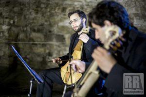 Koncert w klasztornych podziemiach bazyliki