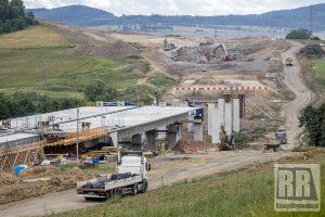 Budowa drogi ekspresowej S3 pomiędzy Kamienną Górą a Lubawką