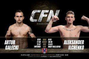 CFN4: Artur Gałecki vs Aleksander Ilchenko