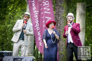 Operetka na Wynos w ogrodach Pałacu Ciechanowice