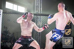 CFN 4: Michał Stec vs Mikołaj Żurawski – wideo z walki