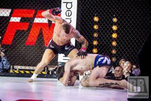 CFN 4: Artur Gałecki vs Alexandr Ilchenko – wideo z walki