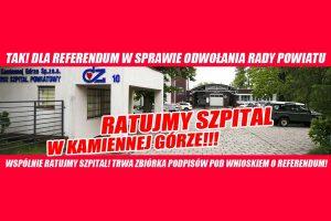Oficjalna strona inicjatywy referendalnej