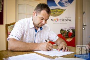 Rusza przebudowa kolejnych dróg w gminie Marciszów
