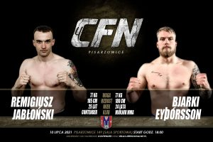 CFN4: Remigiusz Jabłoński vs Bjarki Eyþórsson
