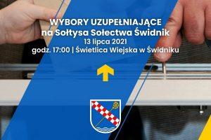 Wybory sołtysa wsi Świdnik
