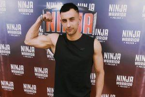 Kamiennogórzanin w Ninja Warrior Polska