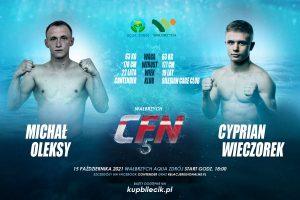 CFN 5: Michał Oleksy vs Cyprian Wieczorek