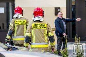 Alarm pożarowy w kamiennogórskim przedszkolu