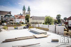 Budowa przedszkola w Krzeszowie