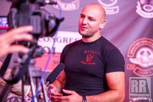 Paweł Oleksy o gali CFN 5