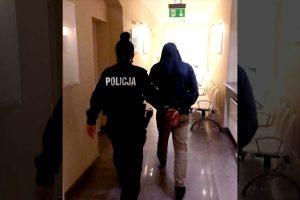 Policjantki zatrzymały kolejnego kierowcę pod wpływem metamfetaminy