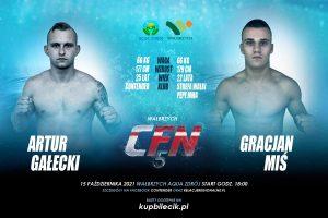 CFN 5: Artur Gałecki vs Gracjan Miś