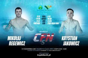 CFN 5: Mikołaj Regewicz vs Krystian Jakowicz