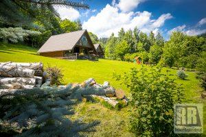 Sudecki Świat – Eko Bajka domki w górach