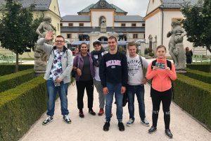 Wrześniowe spotkania z czeskimi przyjaciółmi
