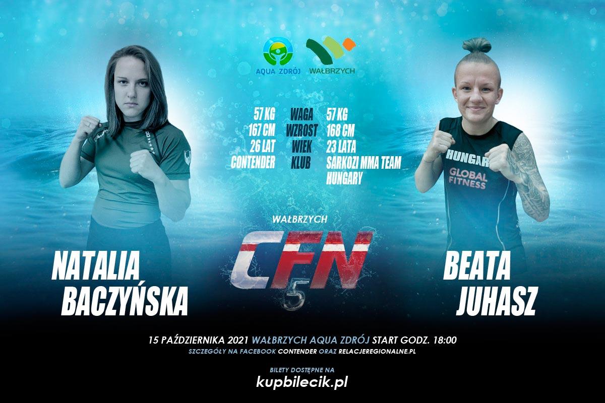 Baczyńska vs Juhász