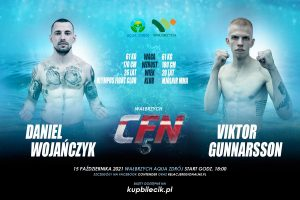 CFN 5: Daniel Wojańczyk vs Viktor Gunnarsson