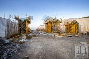 Budowa S3. Tunel TS-32, MOP Jaczków