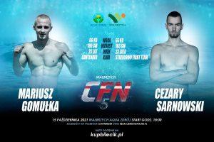 CFN 5: Mariusz Gomułka vs Cezary Sarnowski