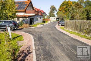Zakończono remont kolejnej drogi na terenie gminy Marciszów