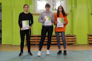 Licealiada – Tenis stołowy dziewcząt i chłopców