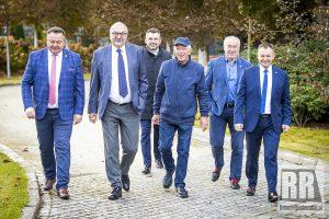Konferencja podsumowująca inwestycje drogowo-mostowe