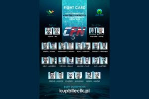 Fight Card gali CFN 5