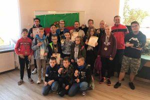 Sukces kamiennogórskich warcabistów na igrzyskach dolnośląskich