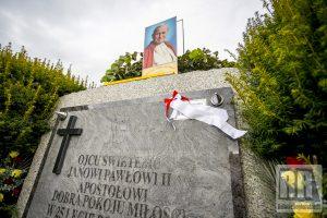 43. rocznica pontyfikatu Papieża Jana Pawła II. Uczcili pamięć wielkiego Polaka